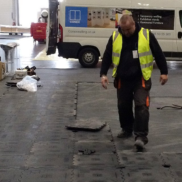 Conex Flooring