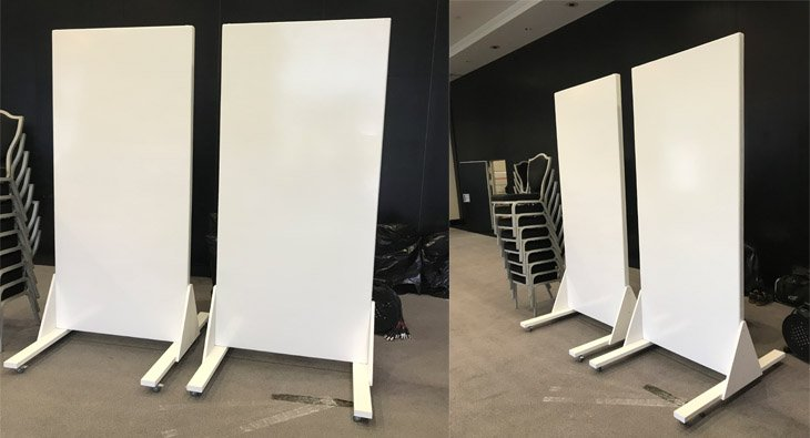 Giant Dry Wipe Board
