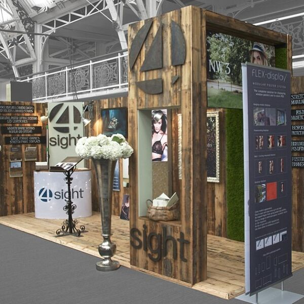 Exhibition Stand Tips : Top tips for hiring a successful exhibition stand conex